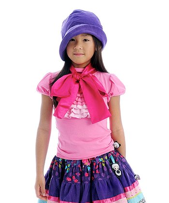 Pink Miss Rose Top - Infant, Toddler & Girls