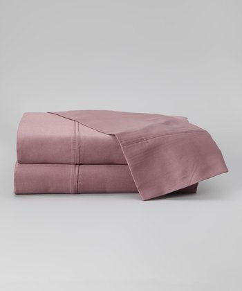 Latte Organic Sheet Set