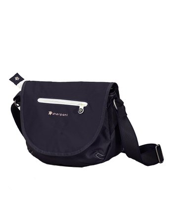 Black Milli Crossbody Bag
