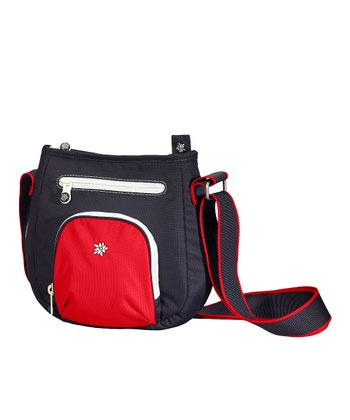 Sunfire Red Cappi Crossbody Bag