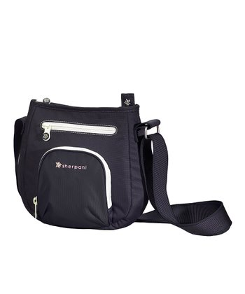 Black Cappi Crossbody Bag