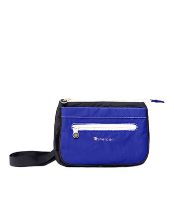 Dazzling Blue Zoom Shoulder Bag