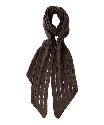 Brown Mandy Scarf