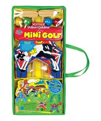 Mini Golf Set