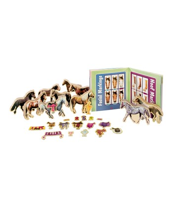 Pony Breeds Set