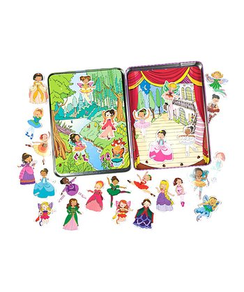 Princess & Fairy Magnet Set