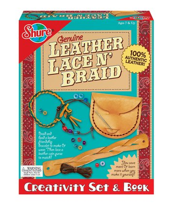 Leather Lacing Kit