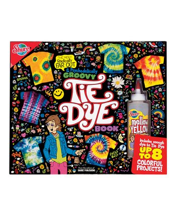 Tie-Dye Book Kit