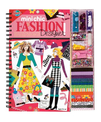 Mini Chic Fashion Designer Kit