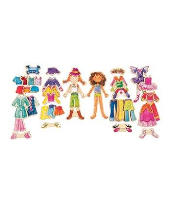 Daisy Girl Dress-Up Set