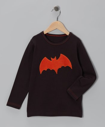 Brown Bat Tee - Infant
