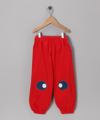 Red Eye Sweatpants - Infant & Kids