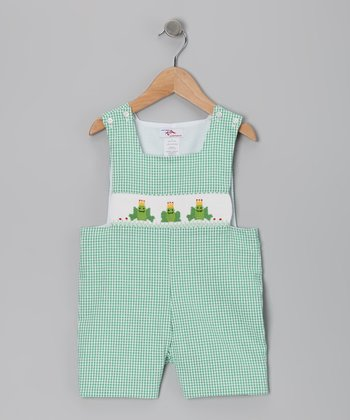 Green Frog Prince John Johns - Toddler