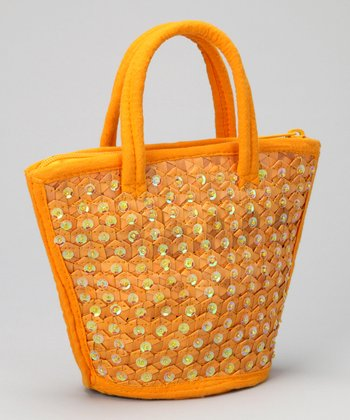 Sunshine Sequin Bag