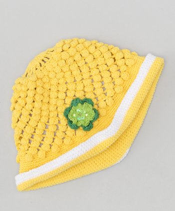 Banana Citrus Punch Hat