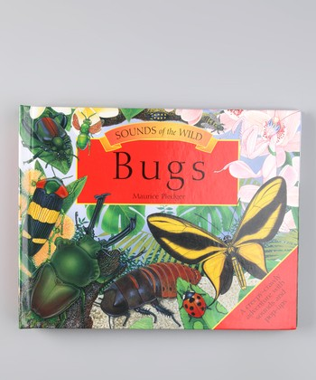 Sounds of the Wild: Bugs Pop-Up Hardcover