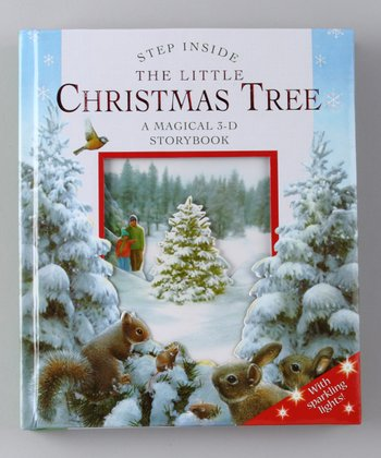Step Inside the Little Christmas Tree 3-D Hardcover