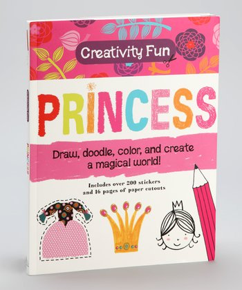 Creativity Fun: Princess Paperback