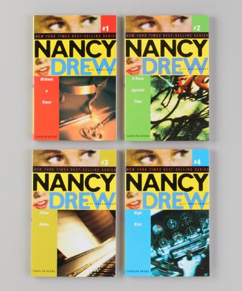 Nancy Drew Girl Detective Boxed Paperback Set