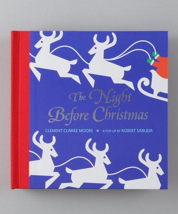 The Night Before Christmas Pop-Up Hardcover
