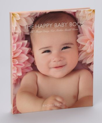 The Happy Baby Book Paperback