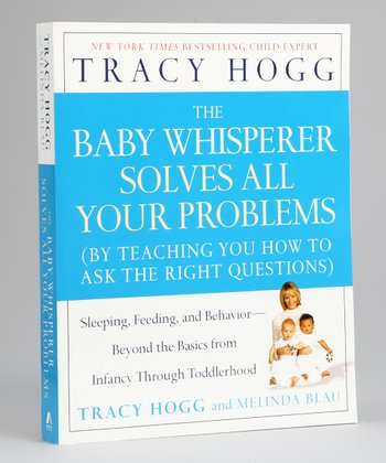 The Baby Whisperer Solves All Your Problems Paperback