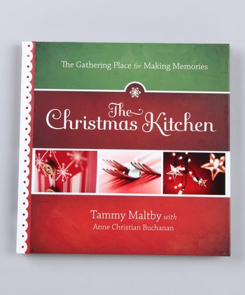 The Christmas Kitchen Hardcover