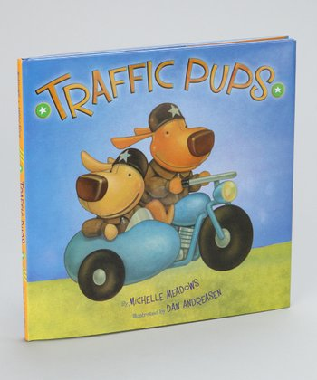 Traffic Pups Hardcover