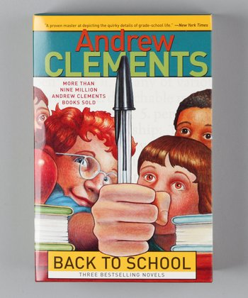 Back to School Boxed Paperback Set