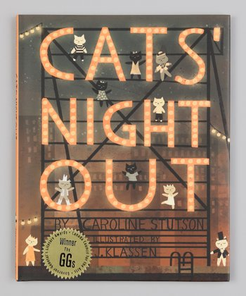 Cats' Night Out Hardcover