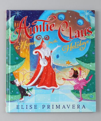 Auntie Claus, Home for the Holidays Hardcover