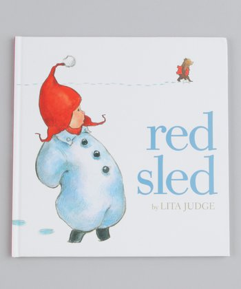 Red Sled Hardcover