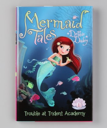 Trouble at Trident Academy Hardcover