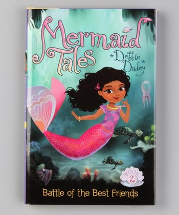 Battle of the Best Friends Hardcover
