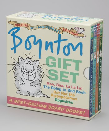 30th Anniversary Boynton Boxed Board Book Set