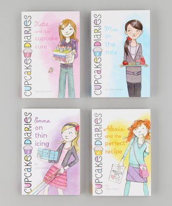 The Cupcake Diaries Boxed Paperback Set