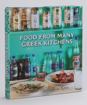 Food From Many Greek Kitchens Hardcover