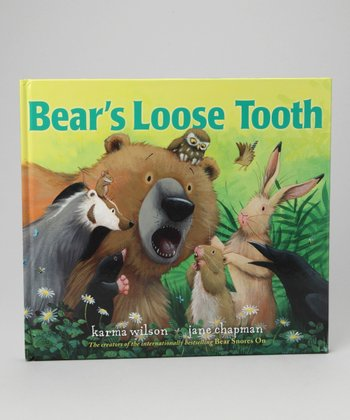 Bear's Loose Tooth Hardcover