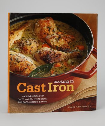 Cooking in Cast-Iron Hardcover
