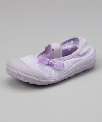Lilac Dolls Gripper Shoe