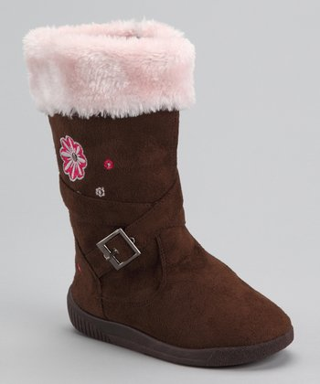 Brown Gymboree Boot