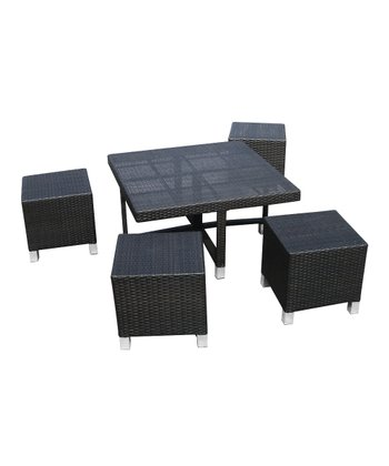 Sushi Seating Five-Piece Set