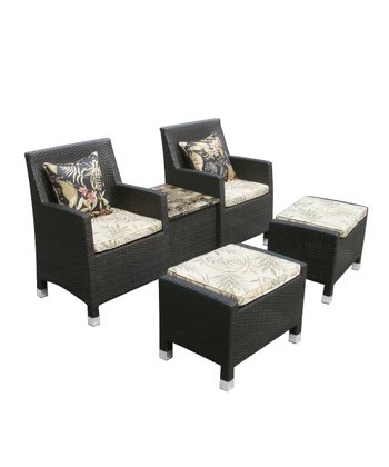 Three-Piece Love Seat Set