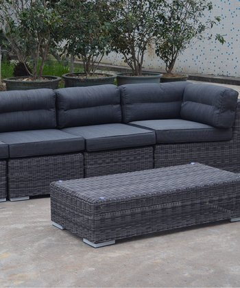 Denim Deep-Seating Five-Piece Furniture Set