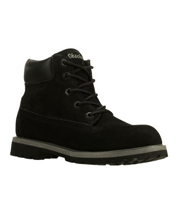 Black Mecca Wallop Boot