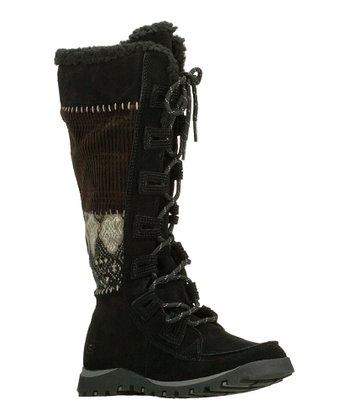 Black Grand Jams Boot