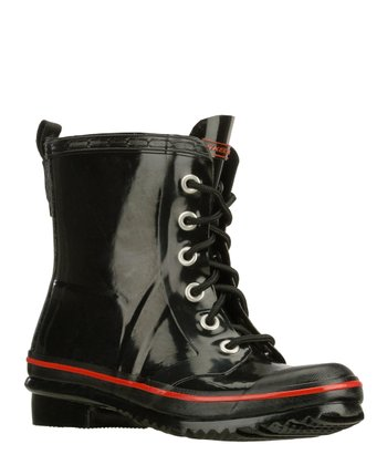 Black Cirrus Boot