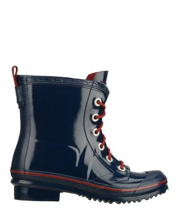Navy Cirrus Boot
