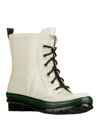 White Cirrus Boot