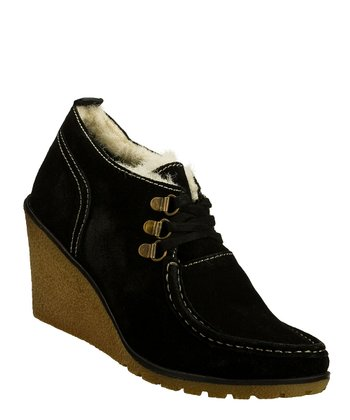 Black Dandy Ankle Boot